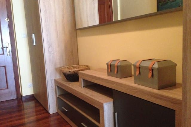 Appartement bien équipé avec 3 chambres