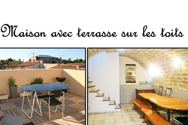 House+barbecue+Montpellier by tram