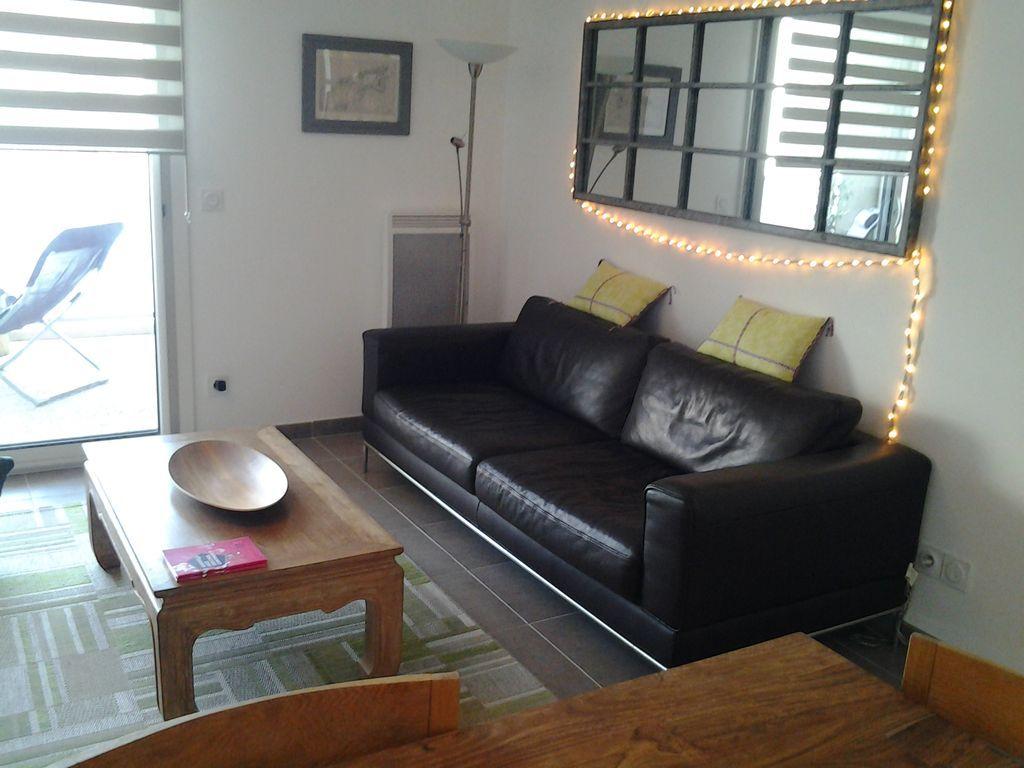 Alojamiento de 74 m² de 2 habitaciones