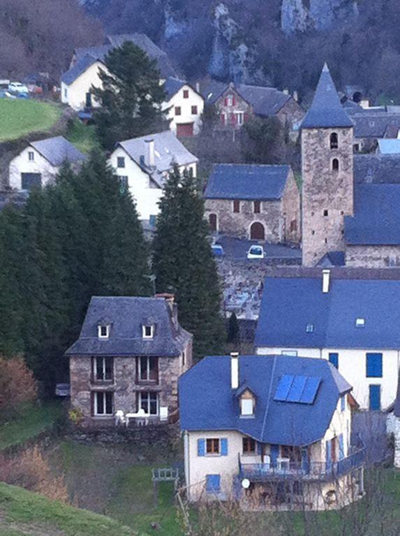 Vivienda de 4 habitaciones en Borce