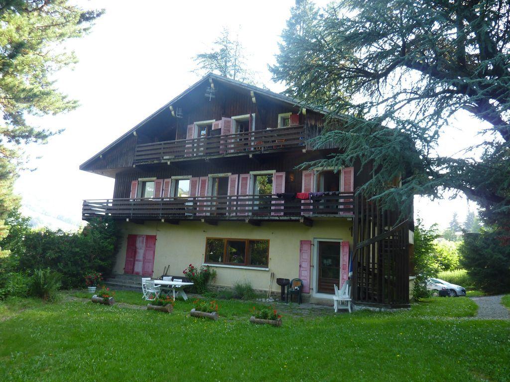 Apartamento de 3 habitaciones en Megève