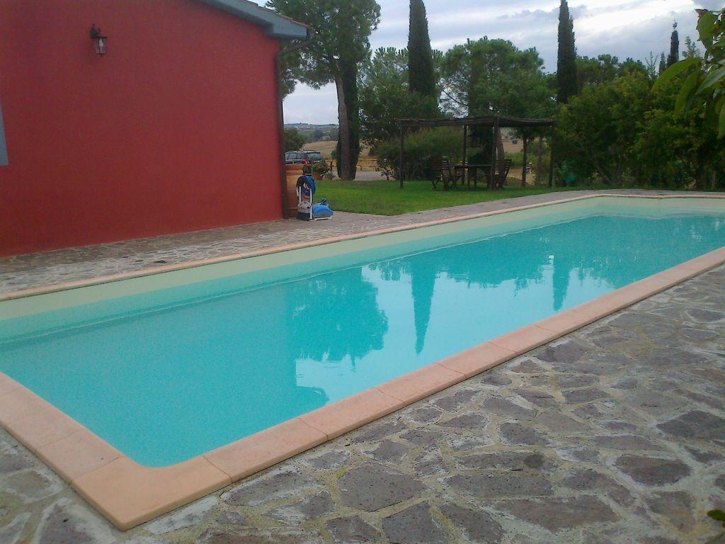 Con todo lo necesario alojamiento en Magliano in toscana