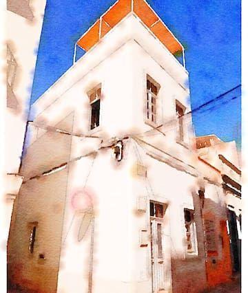 Residencia para 4 personas en Olhão