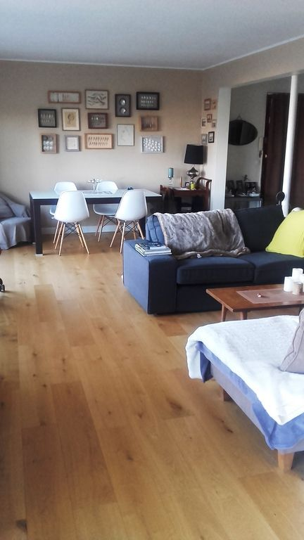 95 m² property with garden