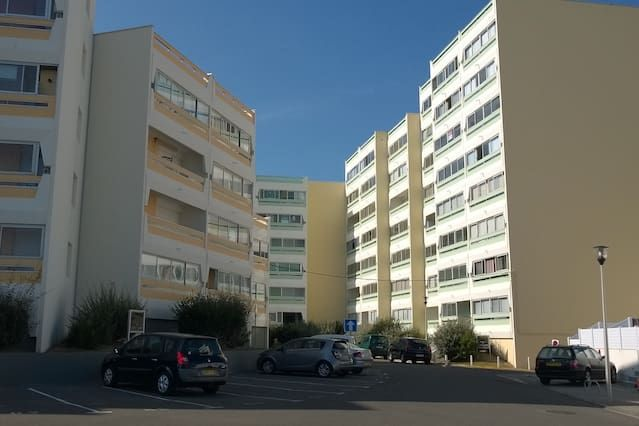 Appartement de 37 m² pour 6 personnes