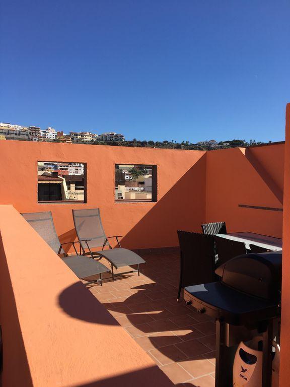 Apartamento fantástico de 2 habitaciones en San sebastián de la gomera