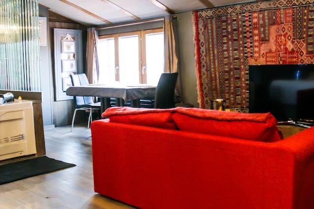 Extraordinaire logement avec 2 chambres