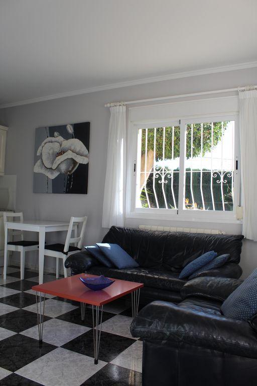 Piso con encanto de 2 habitaciones en Costa blanca