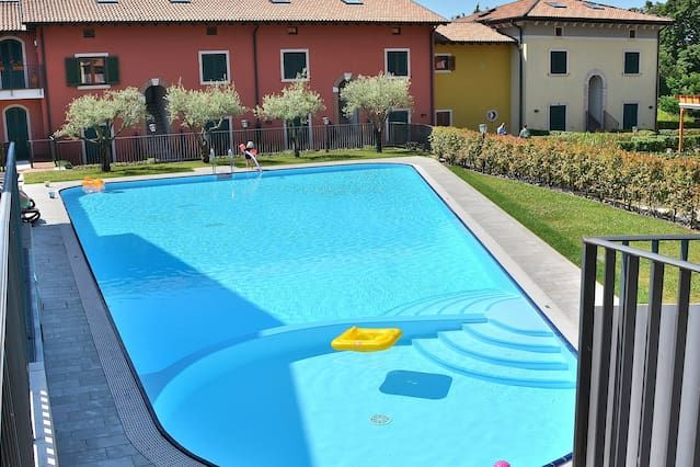 Equipped property in Costermano sul garda
