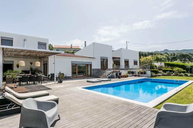 Residencia de 300 m² en Galamares