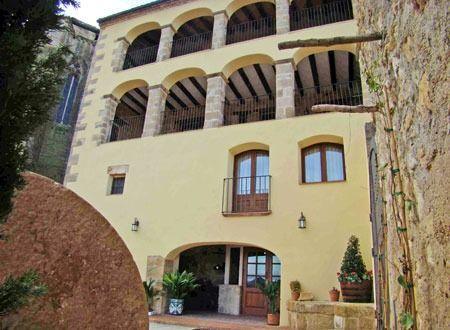 Alojamiento en Horta de sant joan para 4 personas