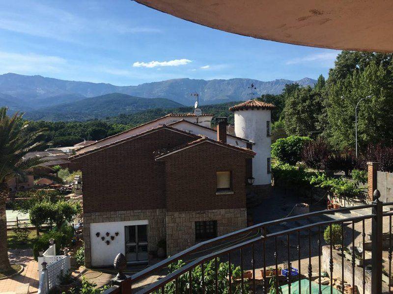 Alojamiento en Arenas de san pedro con piscina