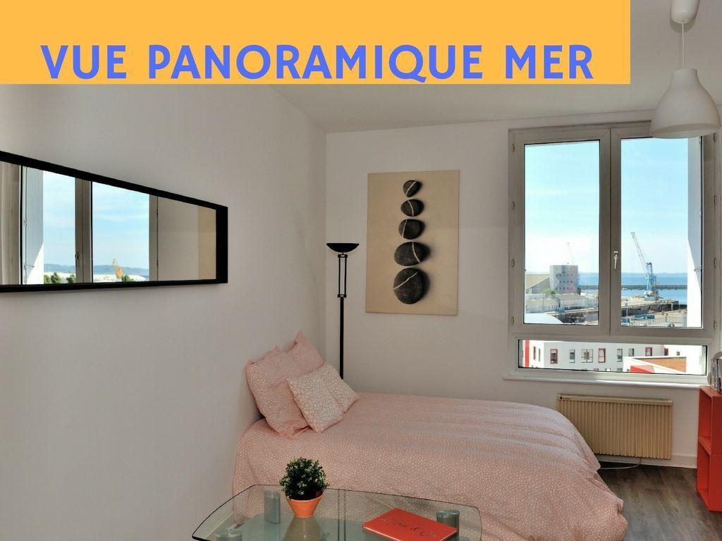 Alojamiento de 27 m² en Brest
