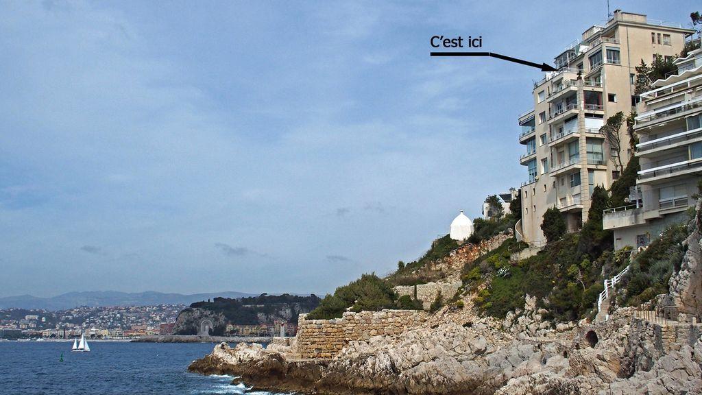Alojamiento vacacional agradable para 4 huéspedes en Niza