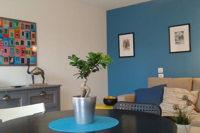 Vivienda cómodo de 40 m²