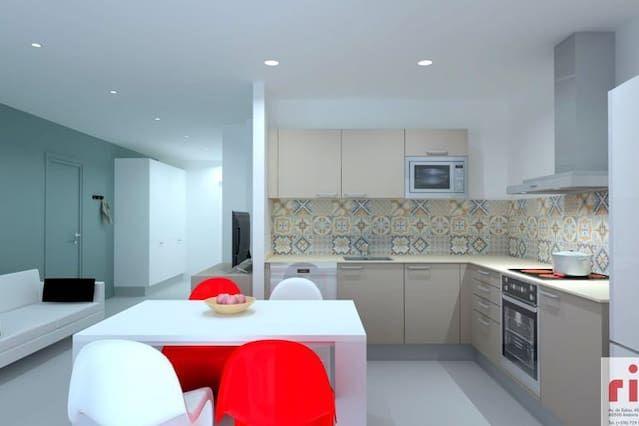 Tout confort logement avec 2 chambres