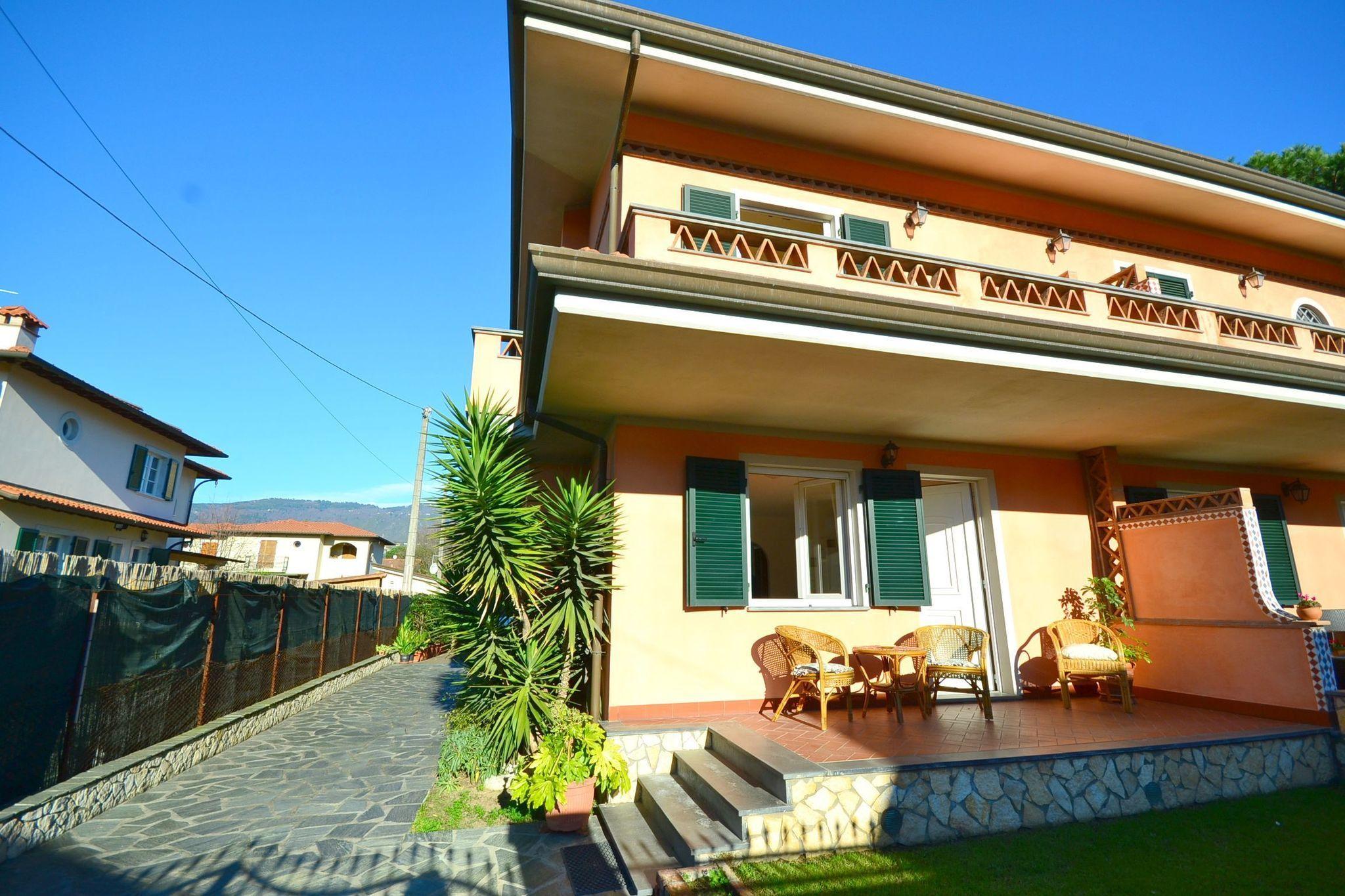 Alojamiento para 6 personas en Cinquale