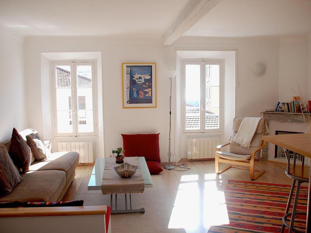 Piso atractivo para 4 huéspedes en Niza
