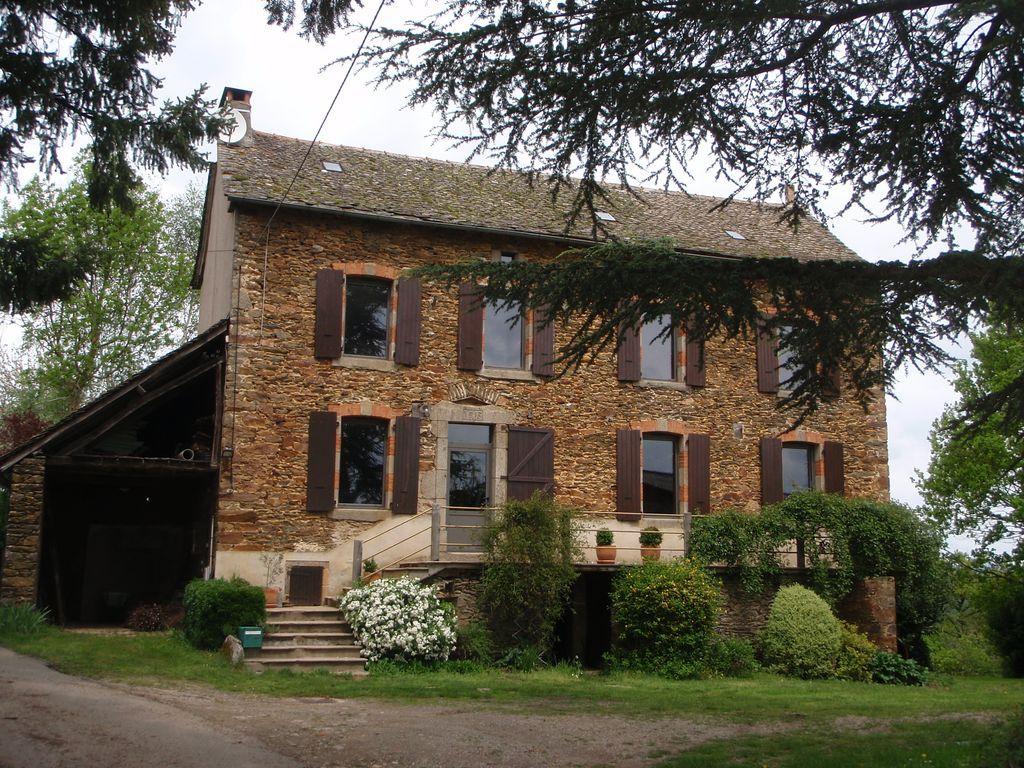 Vivienda en Aveyron para 11 personas