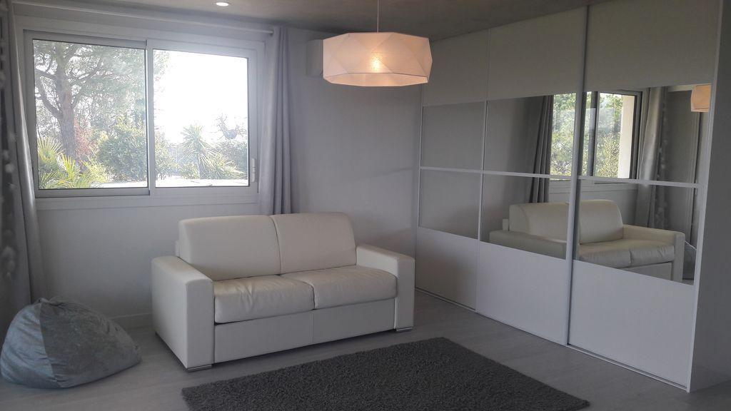 Apartamento de 30 m² con balcón