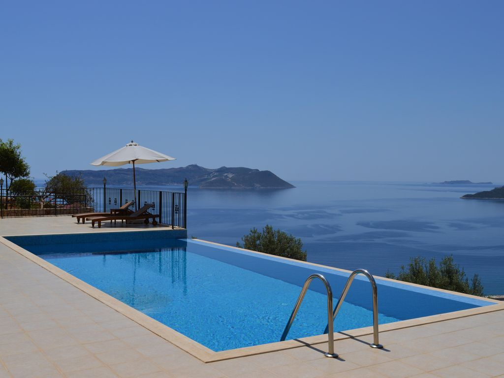 Lovely holiday rental in Kas