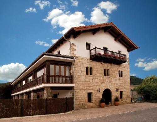 Residencia maravillosa en Lizaso