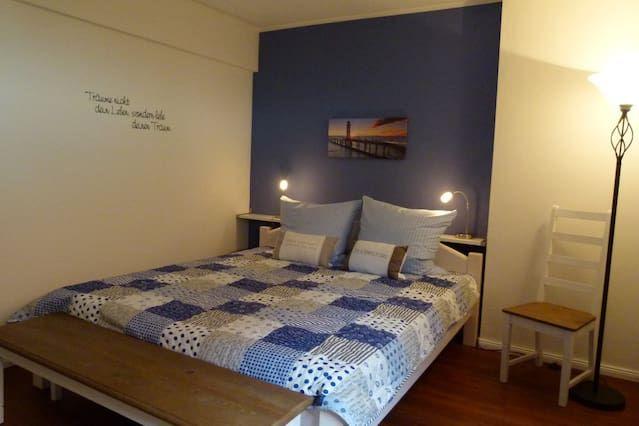 Hervorragende Ferienwohnung mit 1 Zimmer