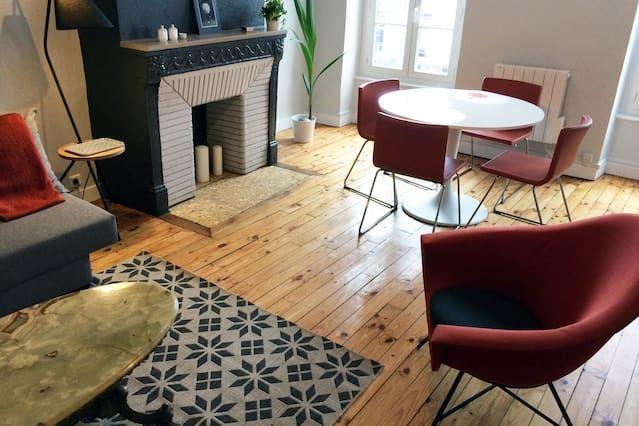 Appartement de 50 m² pour 4 PAX