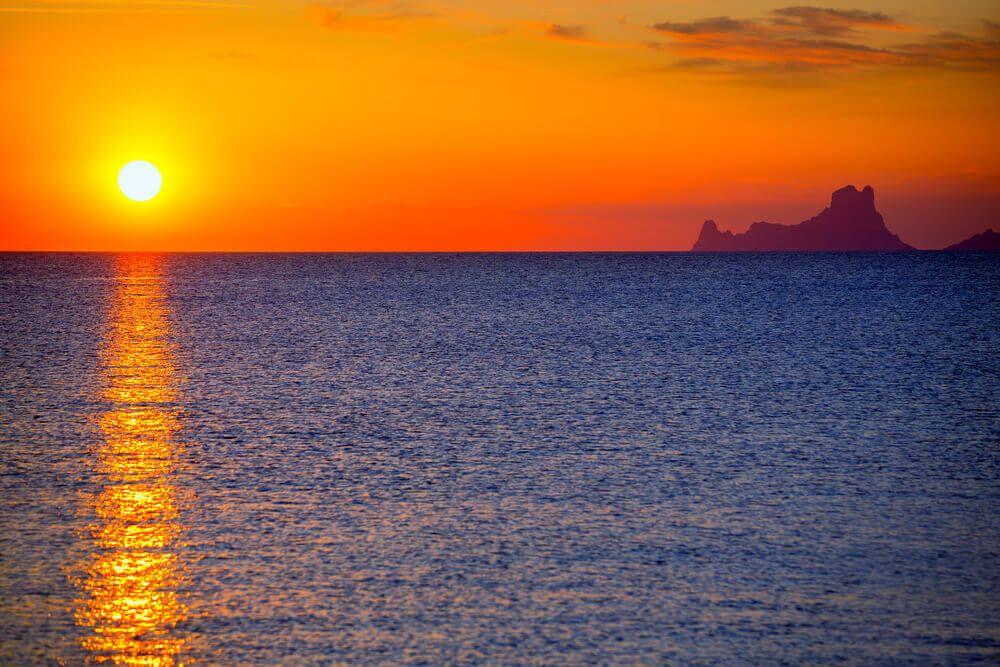 Plage de Savina à Formentera