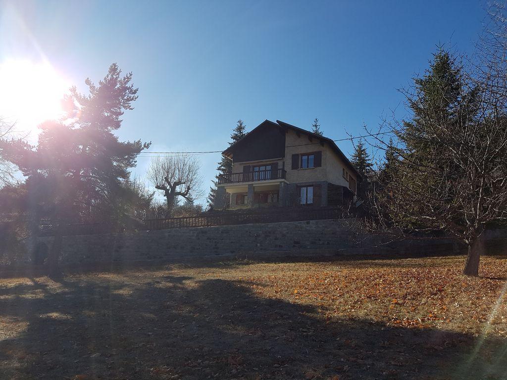 Casa en Villars-colmars de 4 habitaciones