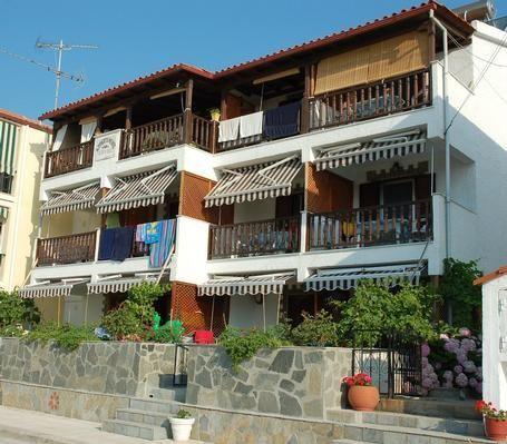 Alojamiento en Sarti de 2 habitaciones