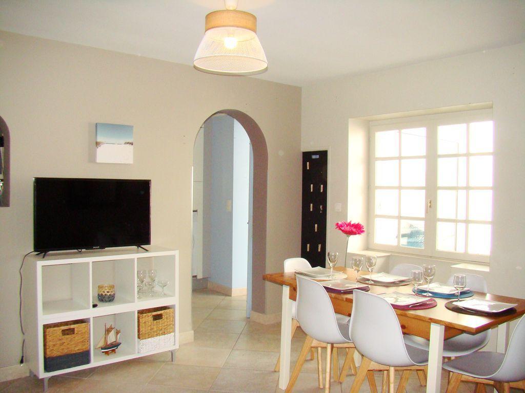 Casa de 3 habitaciones en Quiberon