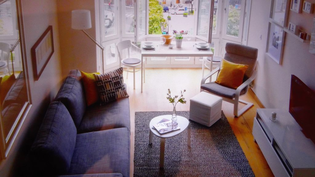 Apartment in Luarca  for 2 guests