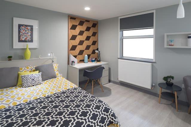 Provisto piso para 2 huéspedes