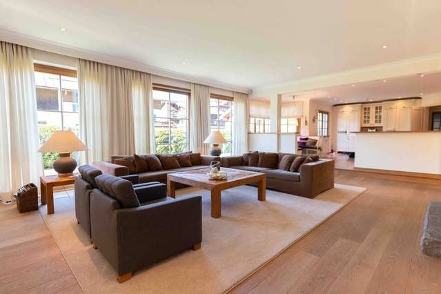 Great luxury apartment in the middle of Kitzbühel with a great view on the Streif