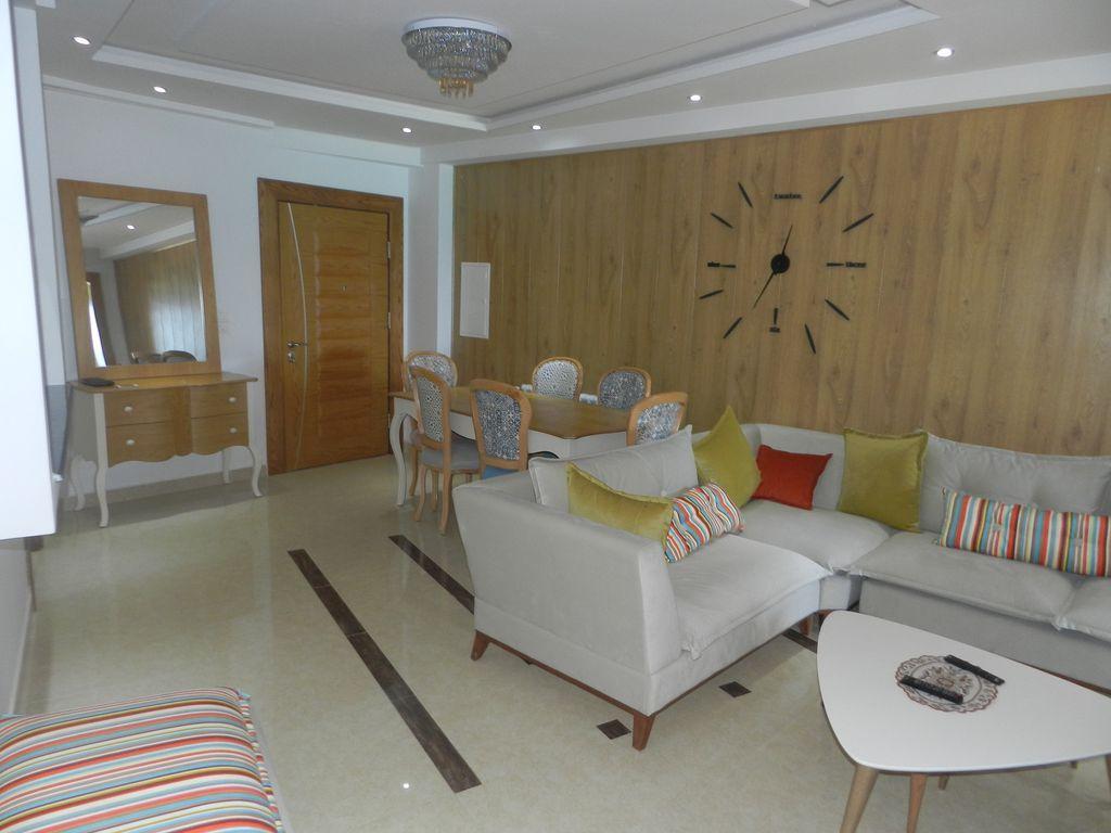 Appartement de 118 m²