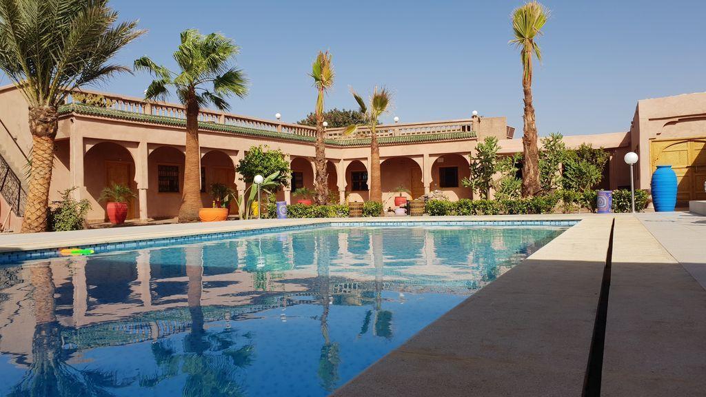 Casa en Marrakech para 14 huéspedes