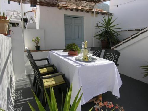 Elegante residencia en Cómpeta
