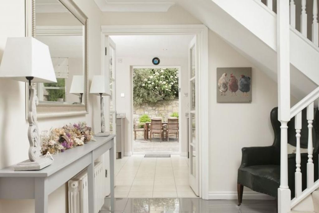 Holiday letting of 3 rooms in Bath