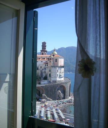 Vacaciones 'Costa de Amalfi'!Casa con vista al mar!
