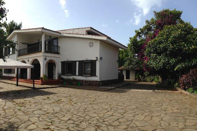Residencia de 250 m² con wi-fi