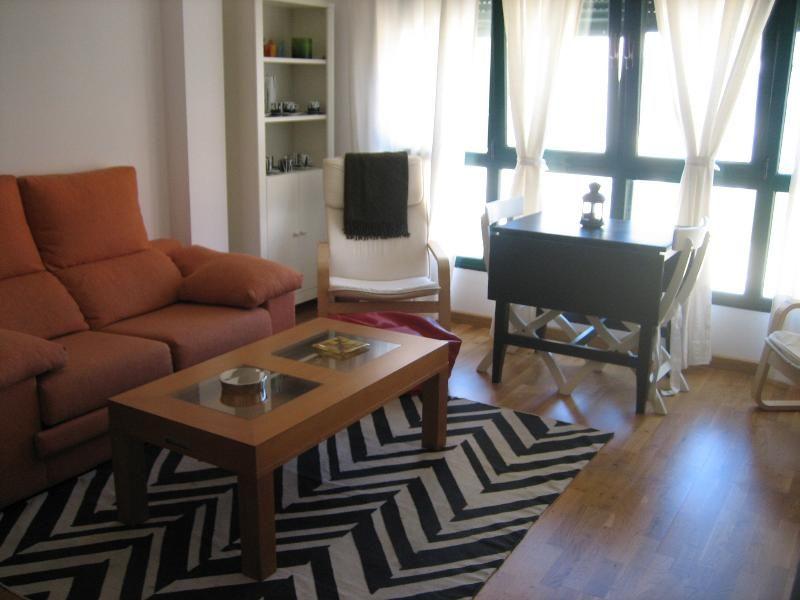 Apartamento alquiler junto al mar a 200 m playa