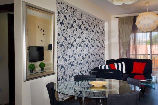 Apartamento provisto en Limassol