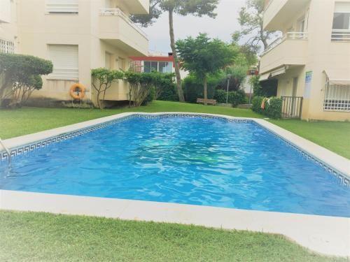 Hébergement avec tout ce dont vous avez besoin avec piscine