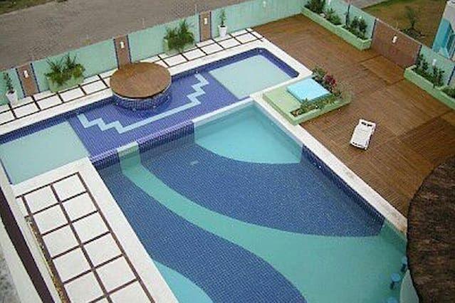 LIndo apartment near the sea, beach dos Ingleses