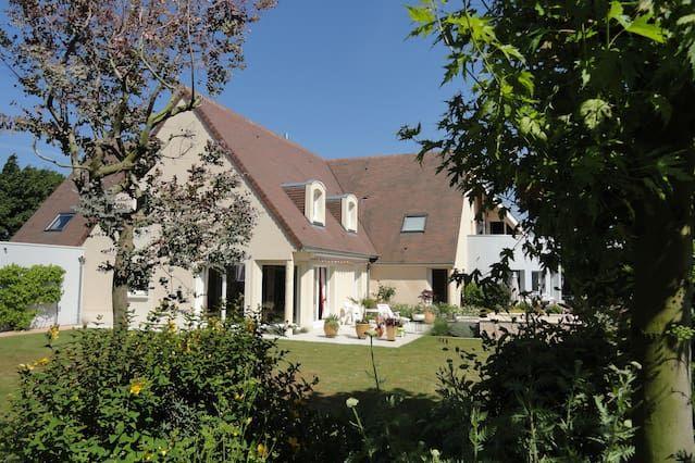 Casas de Familia à Caen, en casa de Annie