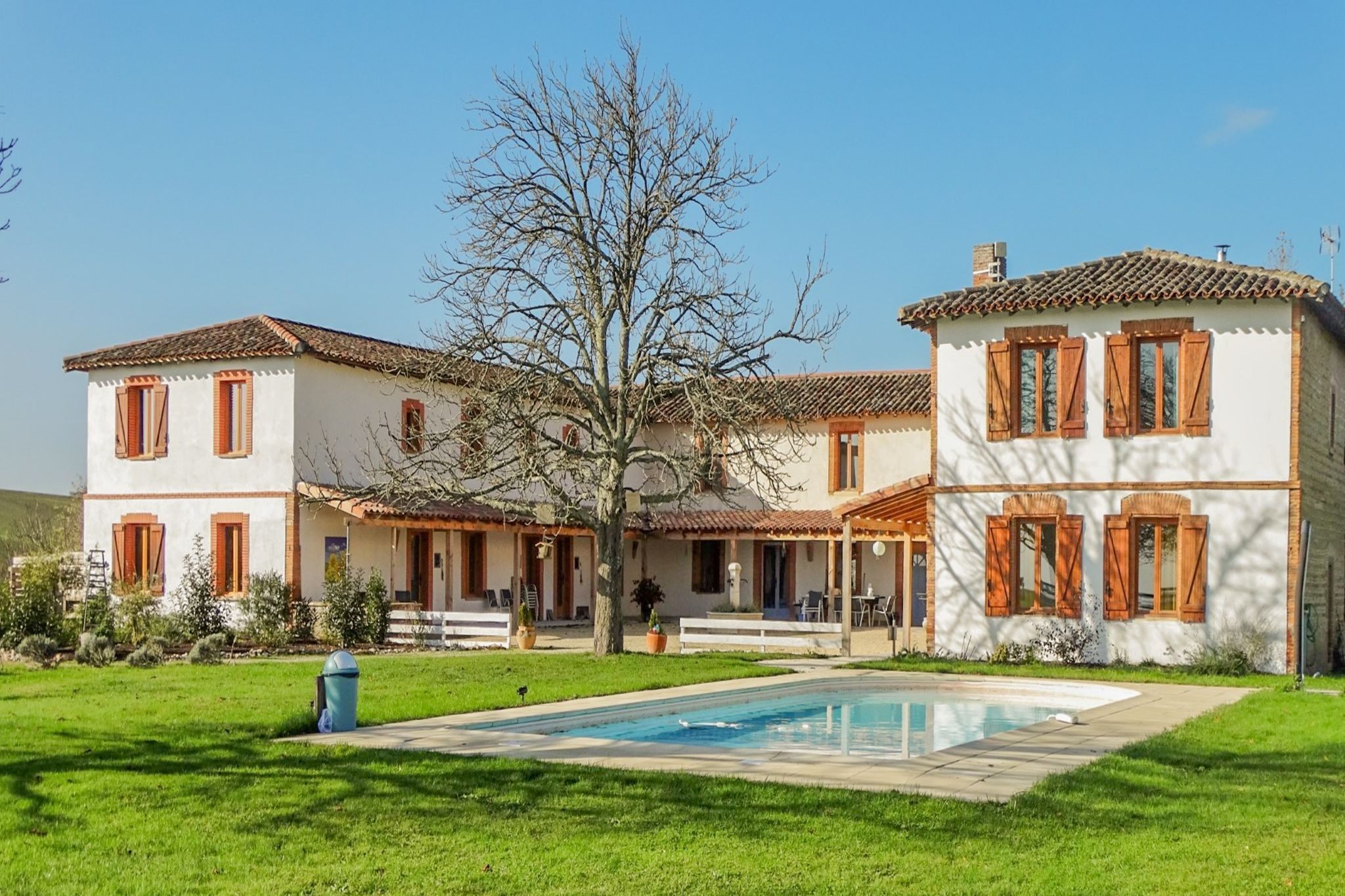 Casa con piscina en Rabastens