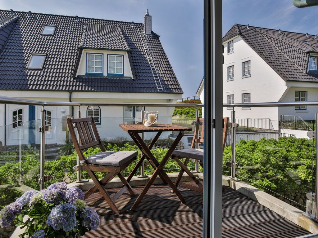 Flat with balcony for 4 guests