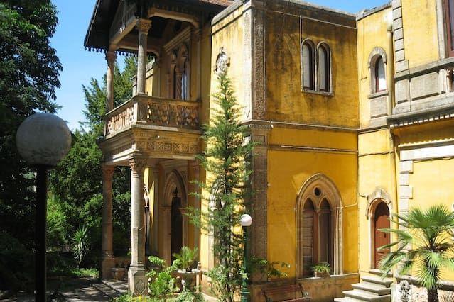 Apartment in Historic Villa in the Heart of Apulia