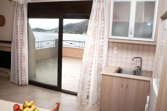 Apartamento de 60 metros cuadrados de lujo para 2 personas en Masouri, Kalymnos Island